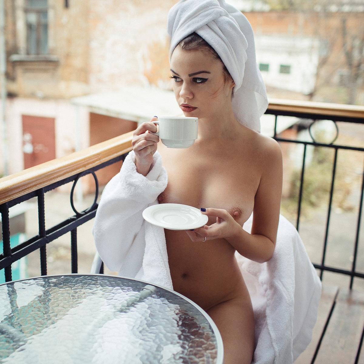 Холодное утро и горячий кофе / фото Шабурова Лиза