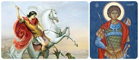 День Святого Георгия Победоносца!