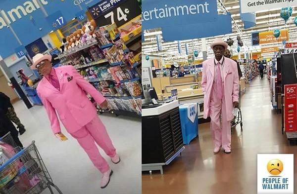 Фотографии неадекватных покупателей в супермаркетах Америки