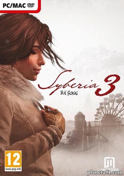 Сибирь 3 / Syberia 3: Deluxe Edition (2017) PC | RePack от SpaceX + RePack от xatab