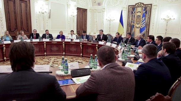 Нацсовет перемен поддержал концепцию свежей украинской школы иинклюзивного образования