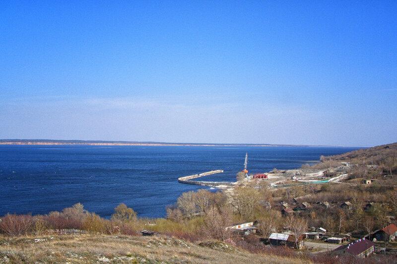 Посёлок Цемзавод