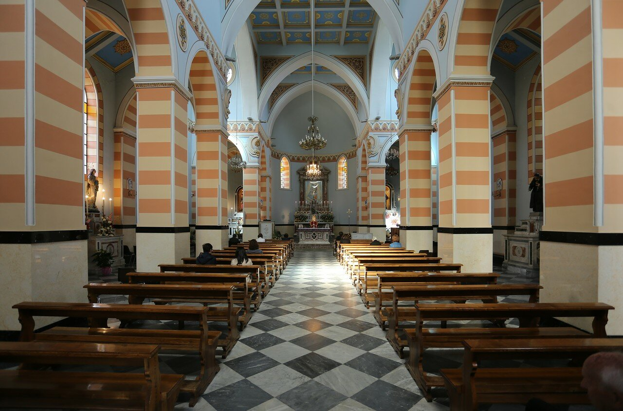 Мессина. Церковь Санта-Мария-дель-Арко (Parrocchia Santa Maria Dell'Arco)