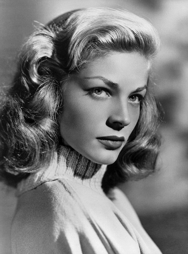 14-е место: Лорен Бэколл / Lauren Bacall (16 сентября 1924, Нью-Йорк — 12 августа 2014) — американск