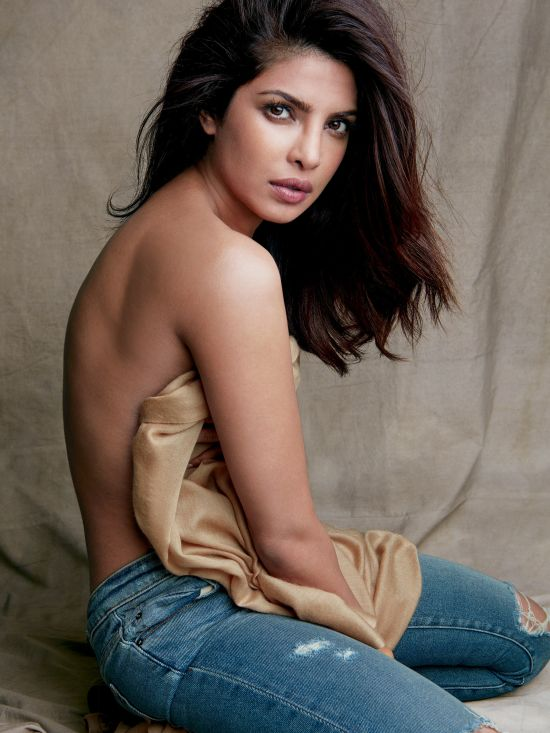 Индийская актриса и модель, «Мисс мира-2000». Завоевав корону королевы красоты, Приянка получила
