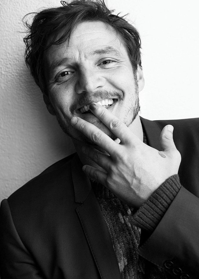 Педро Паскаль в Esquire
