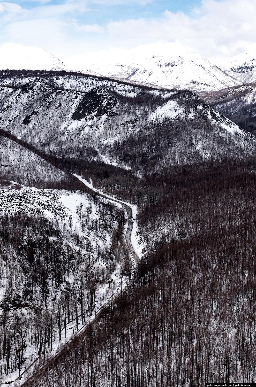 36. До 1991 года Камчатка была закрыта для свободного посещения. Даже россиянам требовался спец
