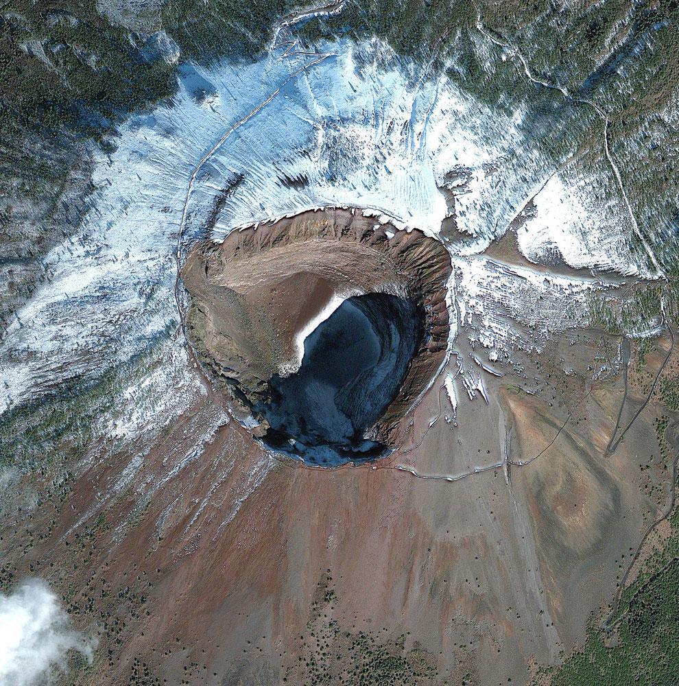 11. Пустыня Намиб в Южной Африке, 13 мая 2013. Также смотрите статью « Мертвая долина в пустыне