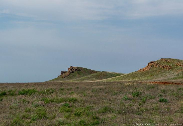2. Ландшафты очень красивые и в разное время выглядят по разному: от цветущих полей тюльпанов в апре