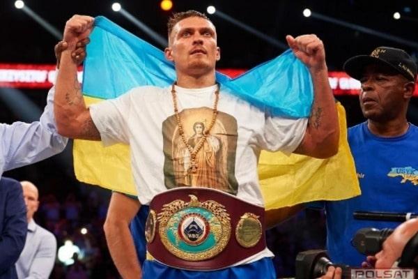 Следующим конкурентом Усика вполне может стать снова польский боксер