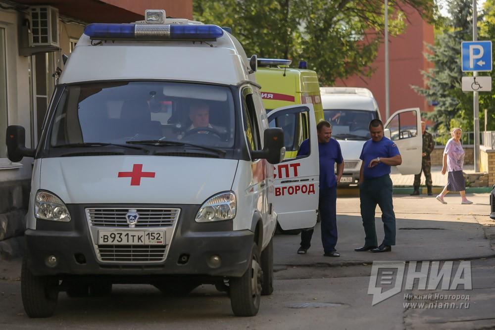 Мужчина умер вмассовом ДТП вШатковском районе Нижегородской области 27октября