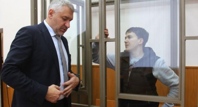 Фейгин вКиеве ищет кандидатуру для обмена Сущенко