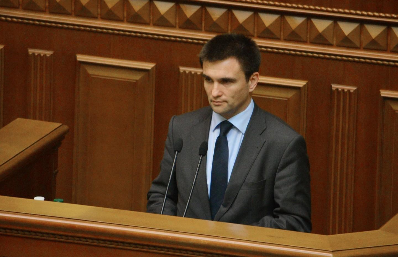 Военное положение могут ввести быстро— руководитель МИД Украины