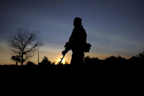 Боевики 26 раз обстреливали наших бойцов— АТО