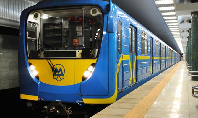Киевское метро может закрыться из-за нехватки денежных средств