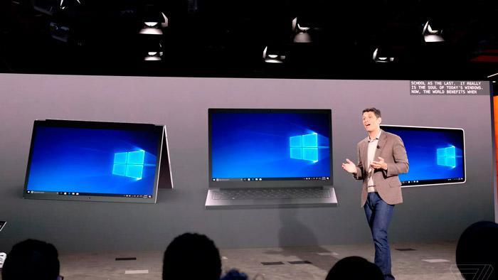 Microsoft запретит менять обычный браузер в новейшей Windows 10S