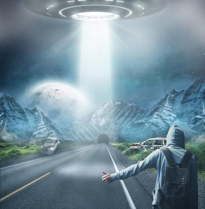 Ученые знают, зачем НЛО временами посещают Землю