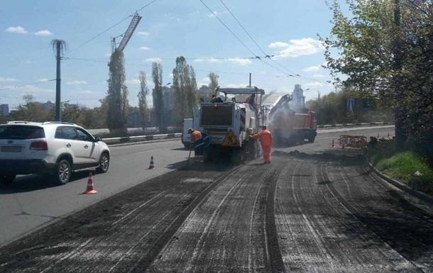 На 2-х проспектах столицы Украины ограничат движение транспорта