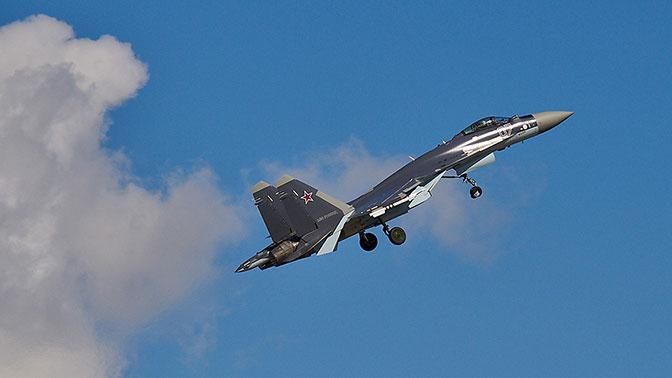 Военная операция вСирии выявила существующие вистребителях Су-35С недочеты