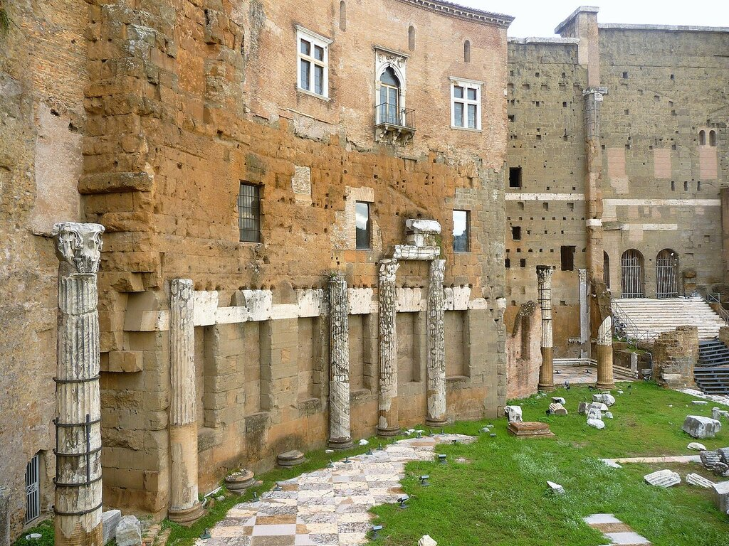 Форумы Траяна и Августа