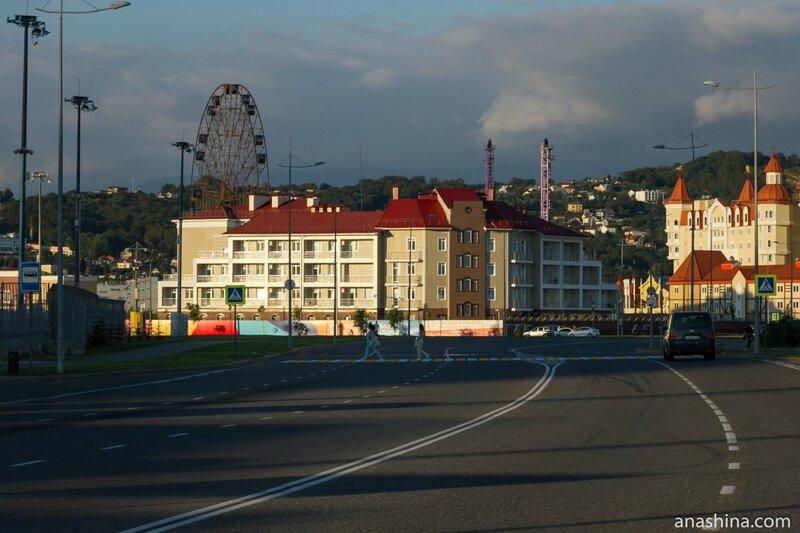 Командный центр управления силами и средствами безопасности Олимпийского парка