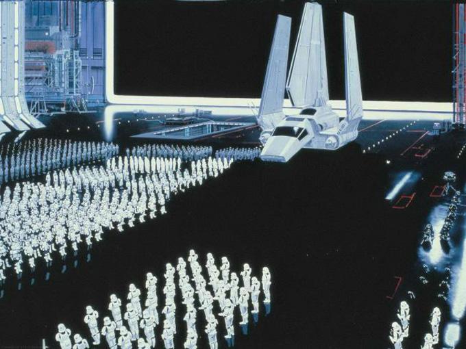 Star Wars e uma Obra de Arte