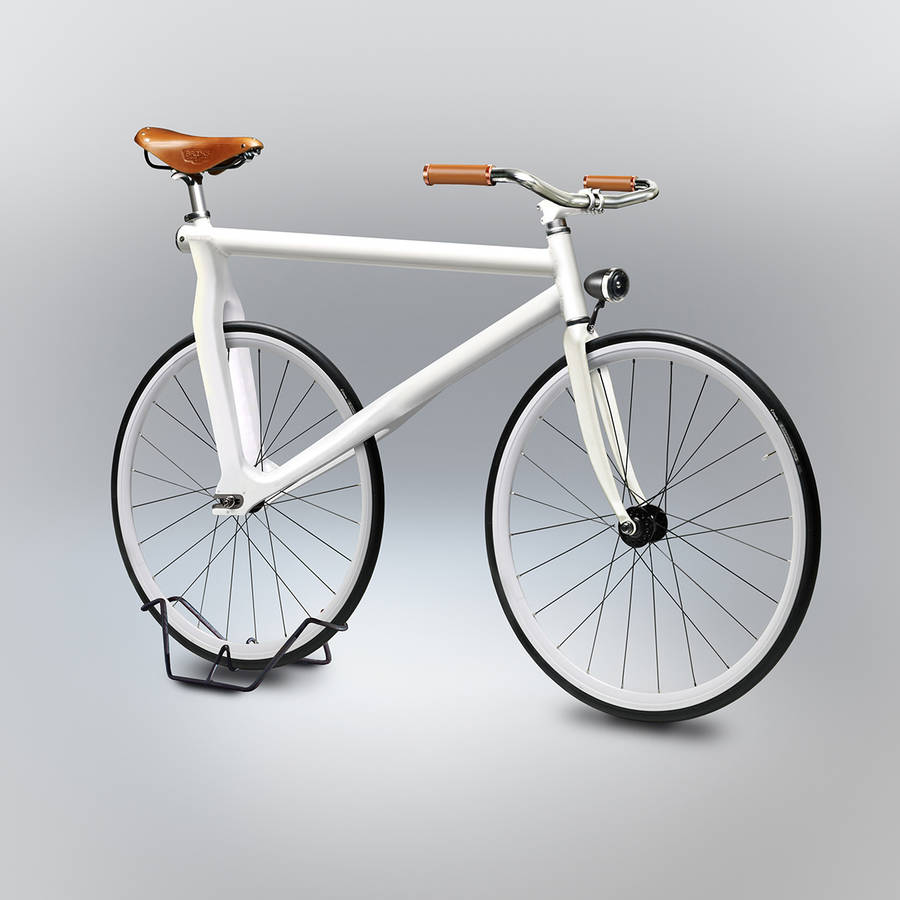 Bicycle Concepts Modeled from Drawings