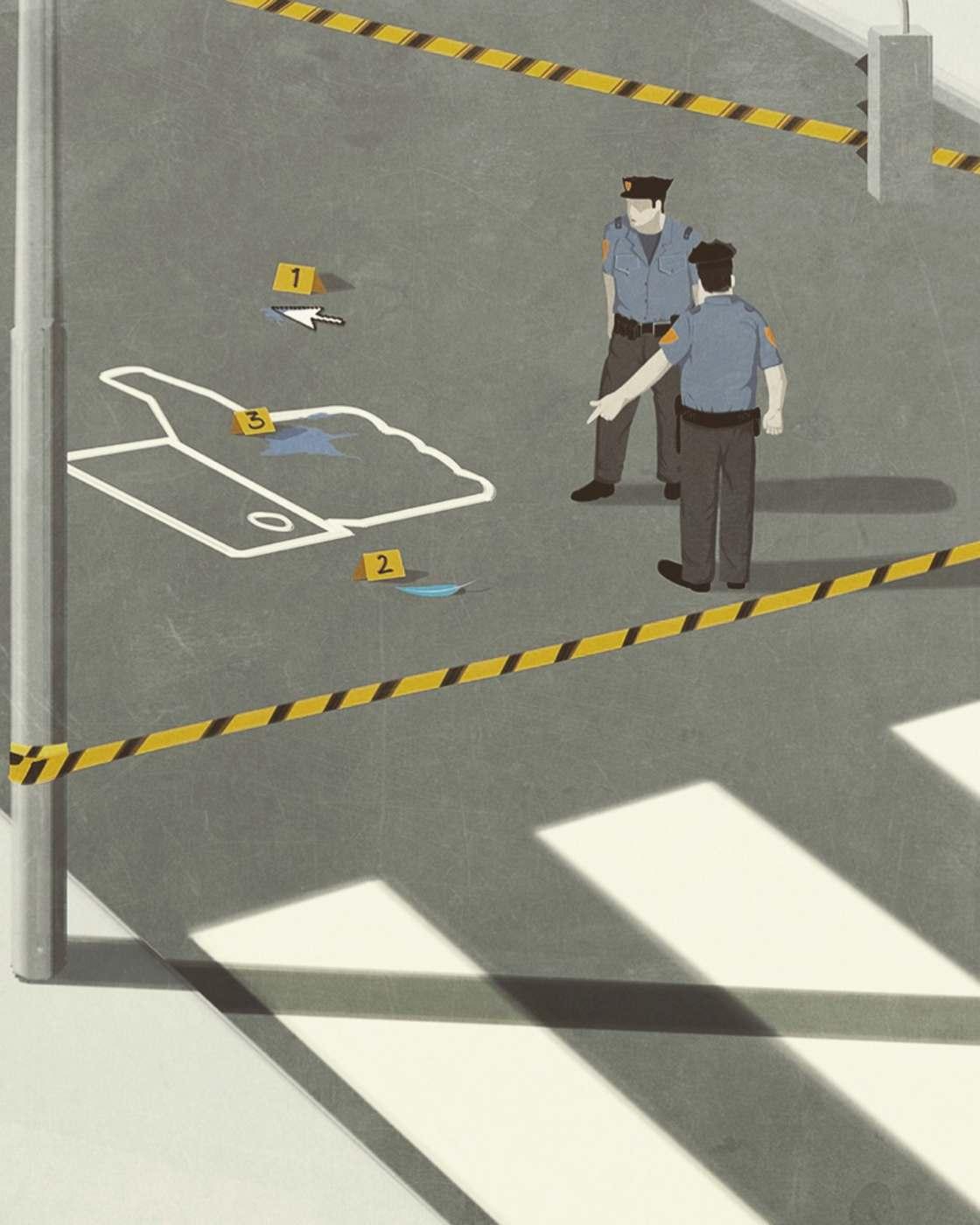 Les illustrations satiriques et surrealistes d'Andrea Ucini (17 pics)