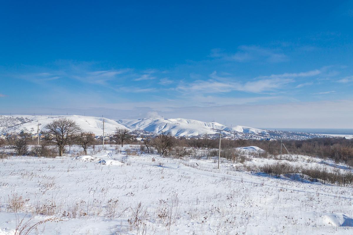 Вольск зима горы фото 1