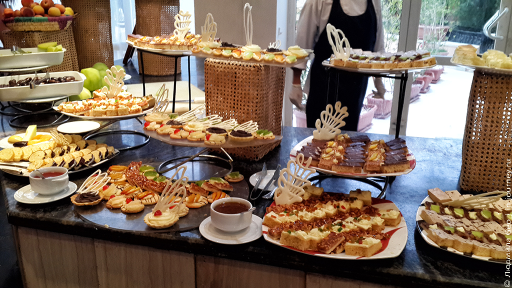 пирожные в Сива Гранд