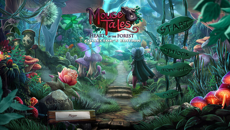 Mouse Tales: Heart of the Forest