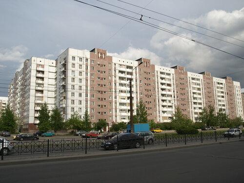 пр. Большевиков 26