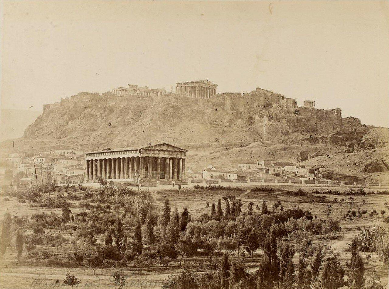 23. Ареопаг и Гефестийон
