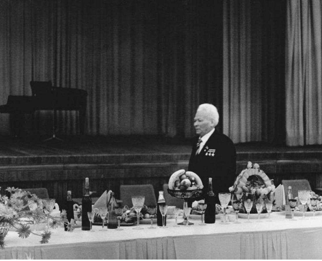 1984. В ожидании гостей. Первый официальный прием Константина Черненко
