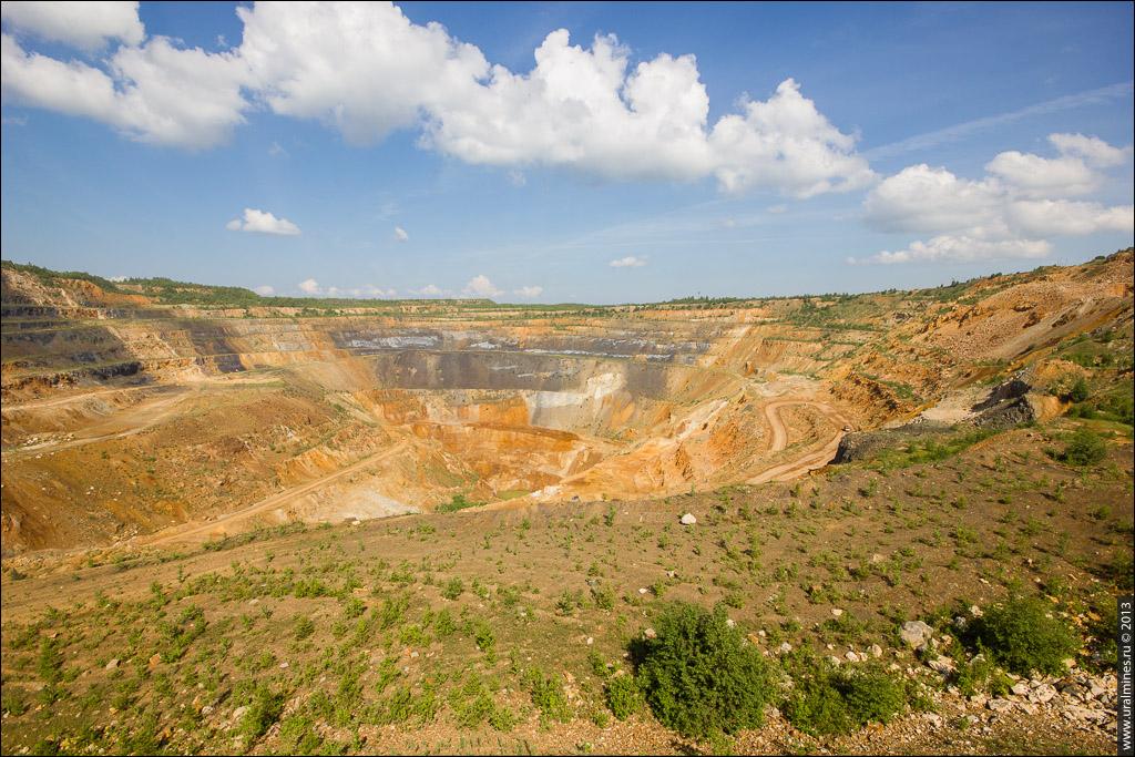 Петлинский карьер - Бакальские рудники