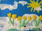 "Дылдина Анастасия (рук. Маринина Елена Александровна) - ""Весна пришла"""