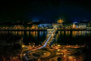 Вечерний Будапешт