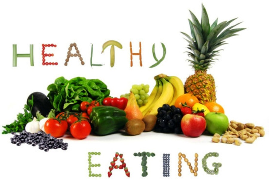 Здоровая еда ждет тебя!