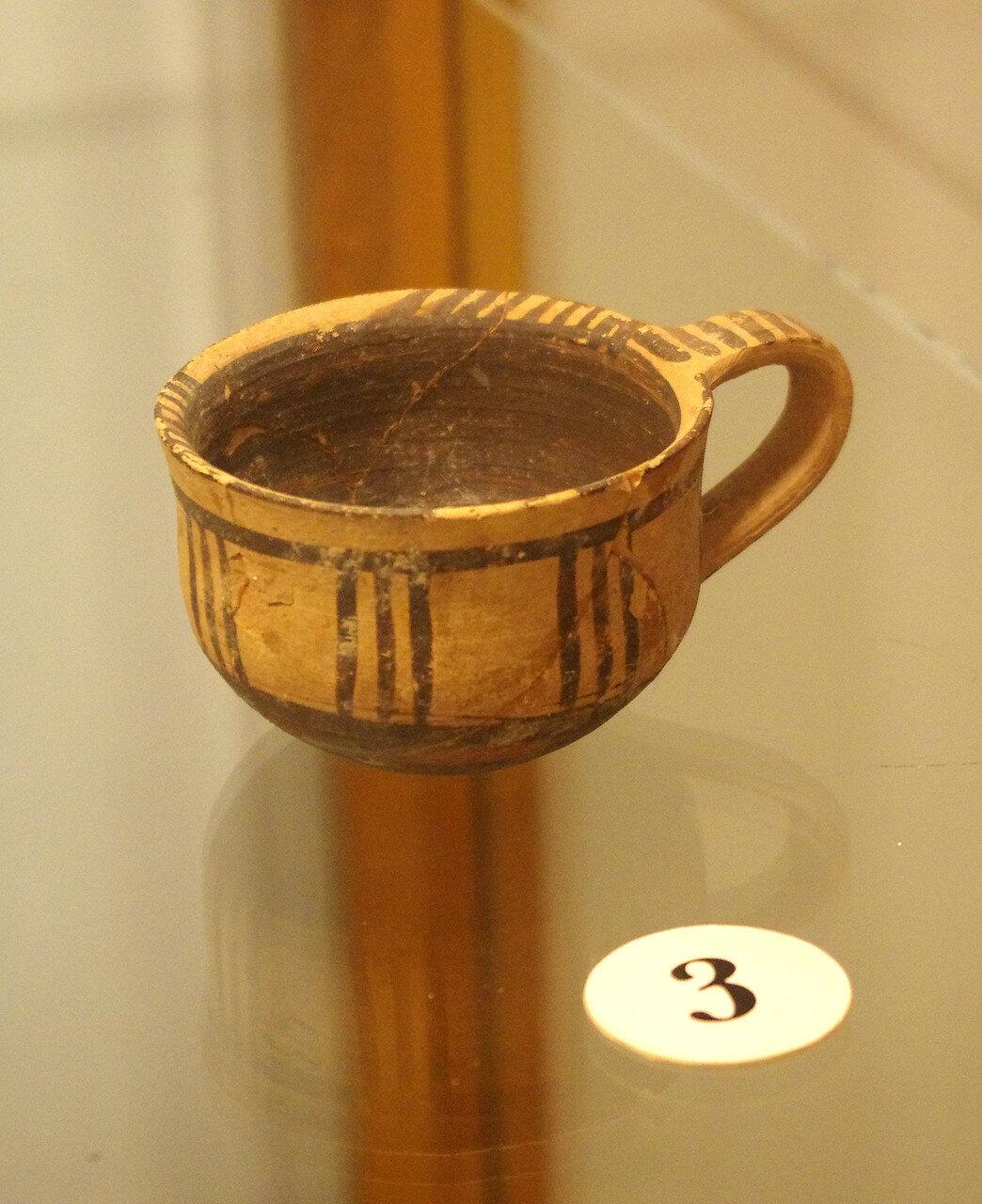 Чашка. Беотия. Пер. пол. VIII в. до н.э.