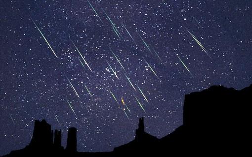 Вночь на4января над Землей прольётся звёздный дождь Квадрантиды