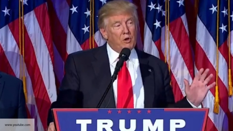 Трамп сравнил Соединенные Штаты снацистской Германией