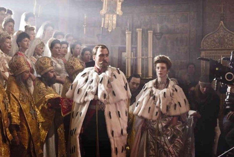 Алексей педагог проинформировал об заключительном завершении монтажа фильма «Матильда»