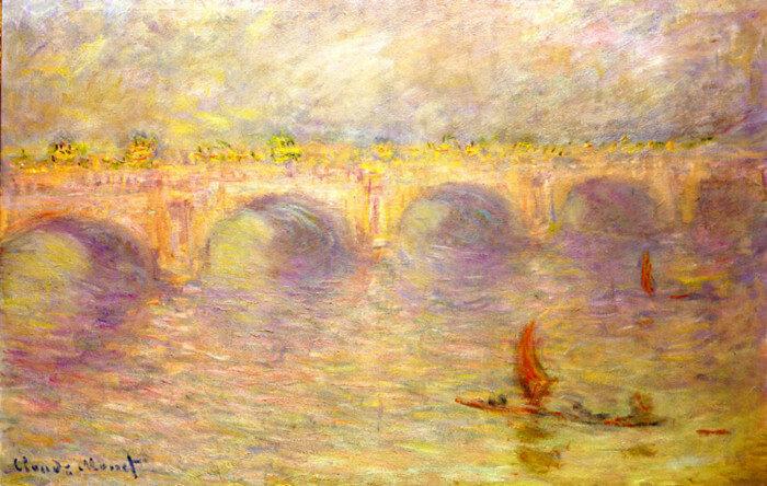 Предчувствие Апокалипсиса, или Полёт пчелы вокруг моста Ватерлоо