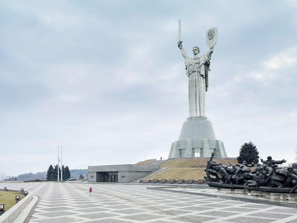 Величественные монументы в разных странах мира. Серия фотографий от Fabrice Fouillet.