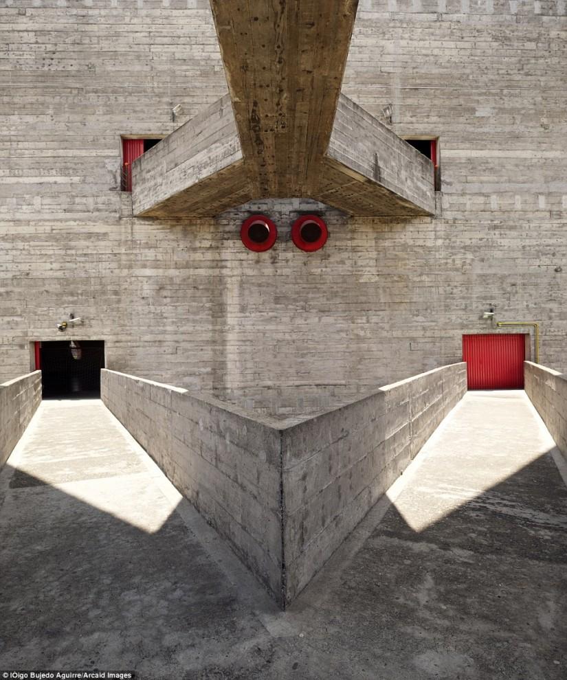Музей слияния в Лионе, Франция. Фотограф: Fabrice Fouillet.