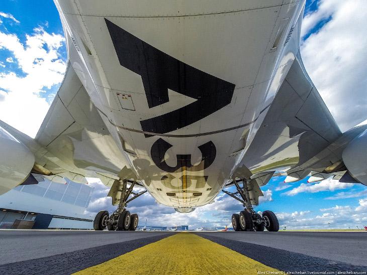 Фотографии Александра Чебана   1. A350-900 введён в эксплуатацию в 2014 году и может перевоз