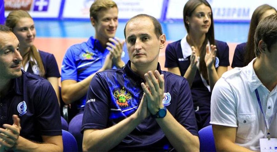 Ярославский тренер возглавил сборную Российской Федерации поволейболу