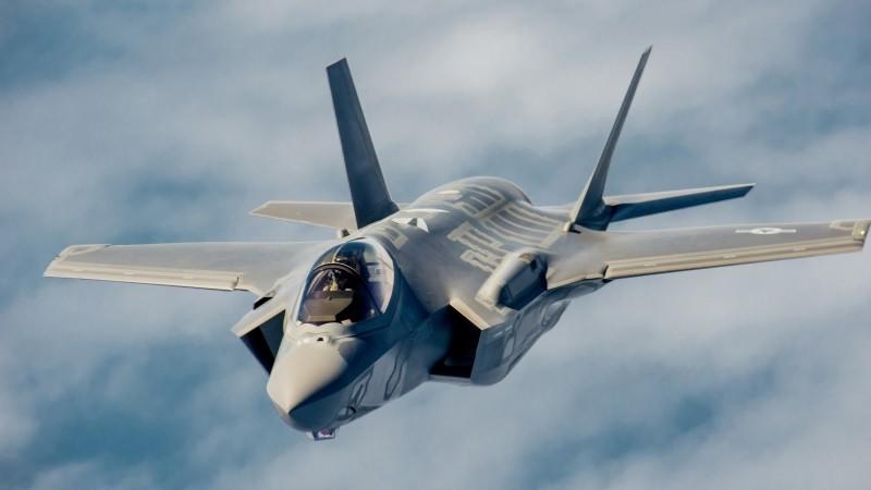 США приобрели 55 самолетов F-35 соскидкой