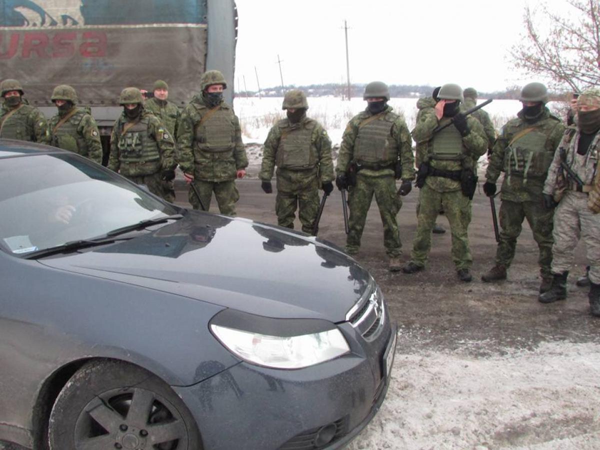 Организаторы блокады Донбасса приготовились к