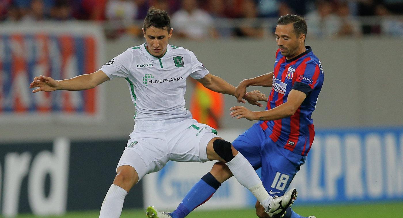 «Арсенал» ведет переговоры опереходе защитника сборной Болгарии